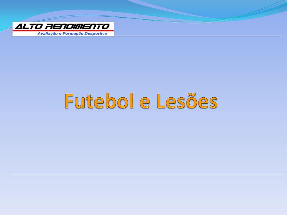 Futebol e Lesões