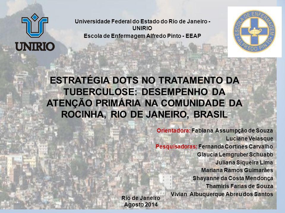Universidade Federal do Estado do Rio de Janeiro - UNIRIO