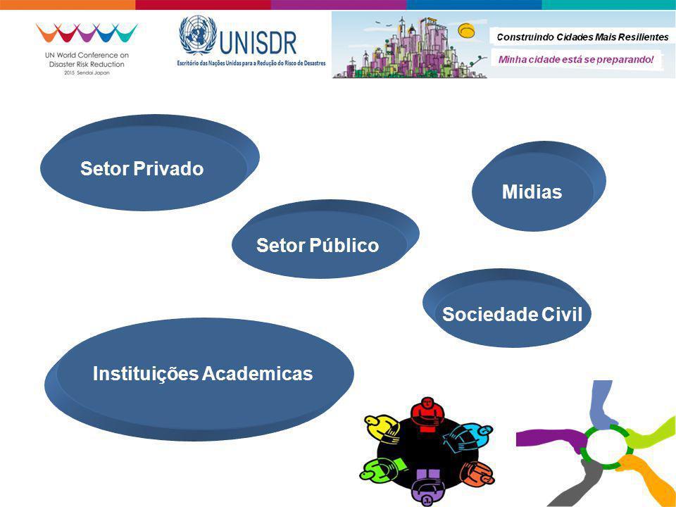 Instituições Academicas