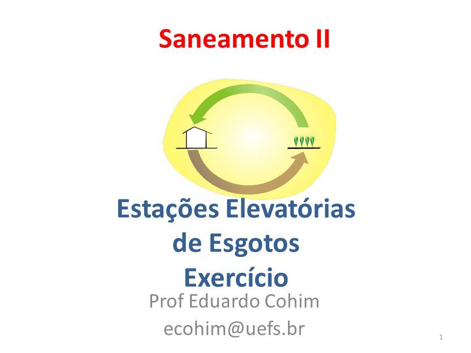 Prof Eduardo Cohim ecohim@uefs.br