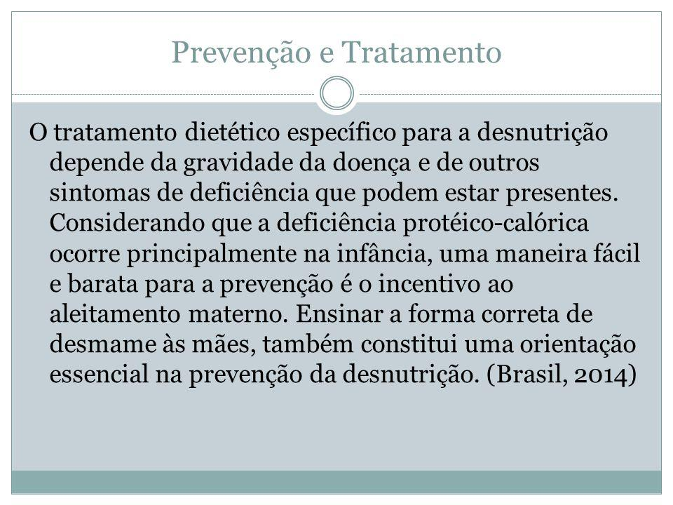 Prevenção e Tratamento