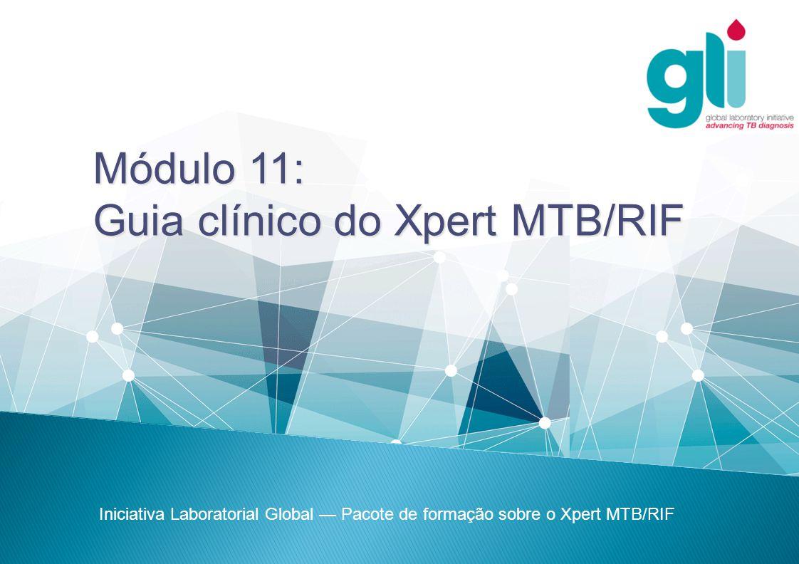 Guia clínico do Xpert MTB/RIF