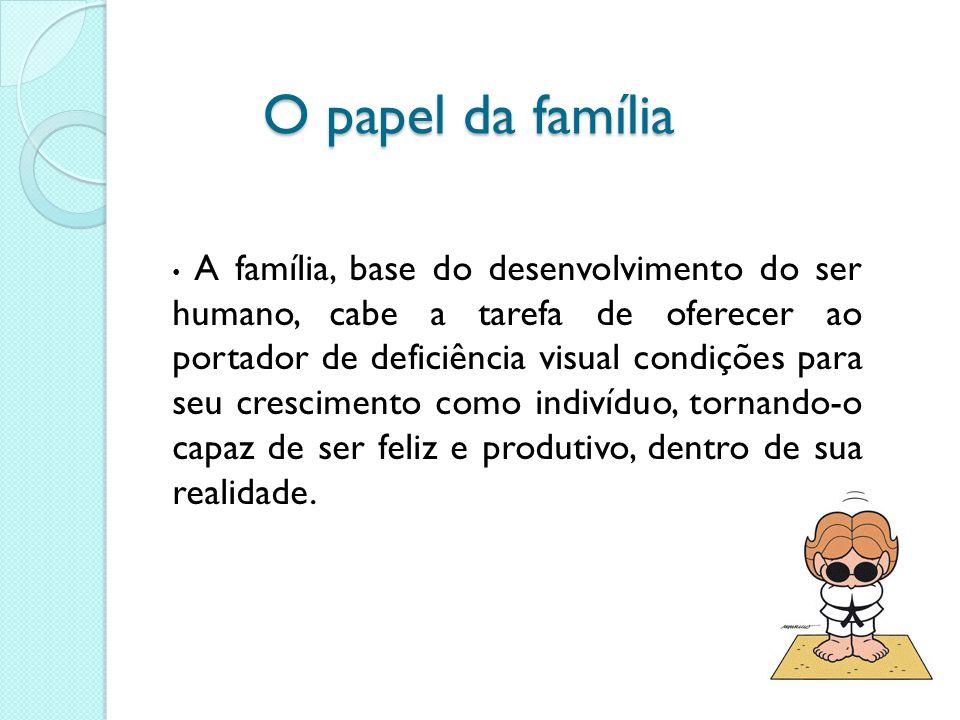 O papel da família
