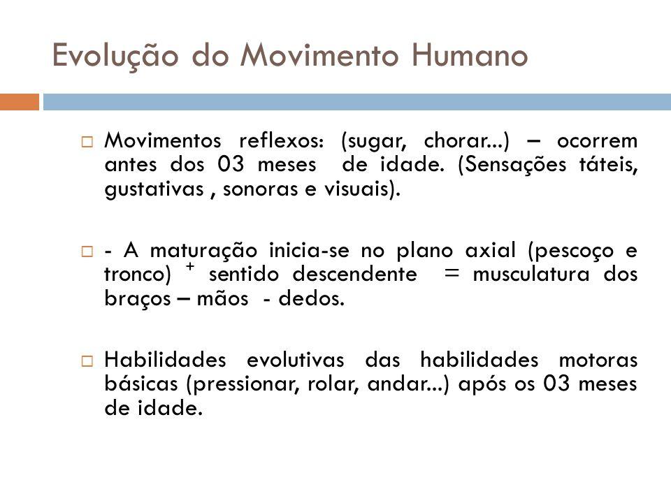 Evolução do Movimento Humano