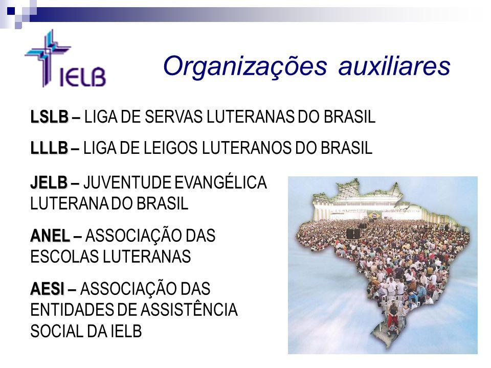 Organizações auxiliares