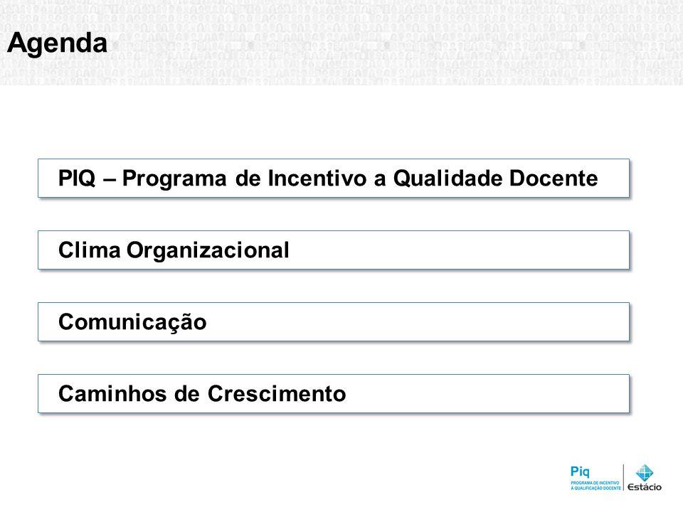 Agenda PIQ – Programa de Incentivo a Qualidade Docente