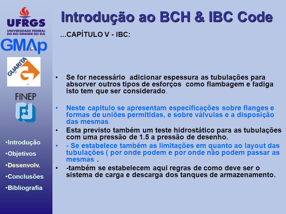...CAPÍTULO V - IBC: