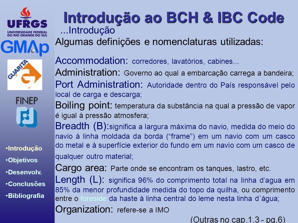 Algumas definições e nomenclaturas utilizadas: