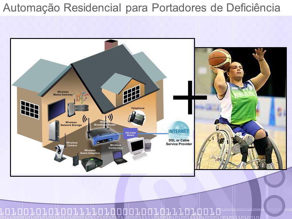 Automação Residencial para Portadores de Deficiência