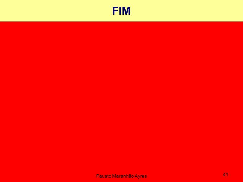 FIM Fausto Maranhão Ayres