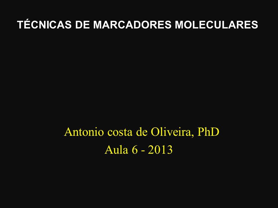 TÉCNICAS DE MARCADORES MOLECULARES