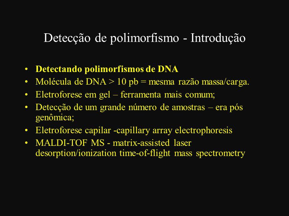 Detecção de polimorfismo - Introdução