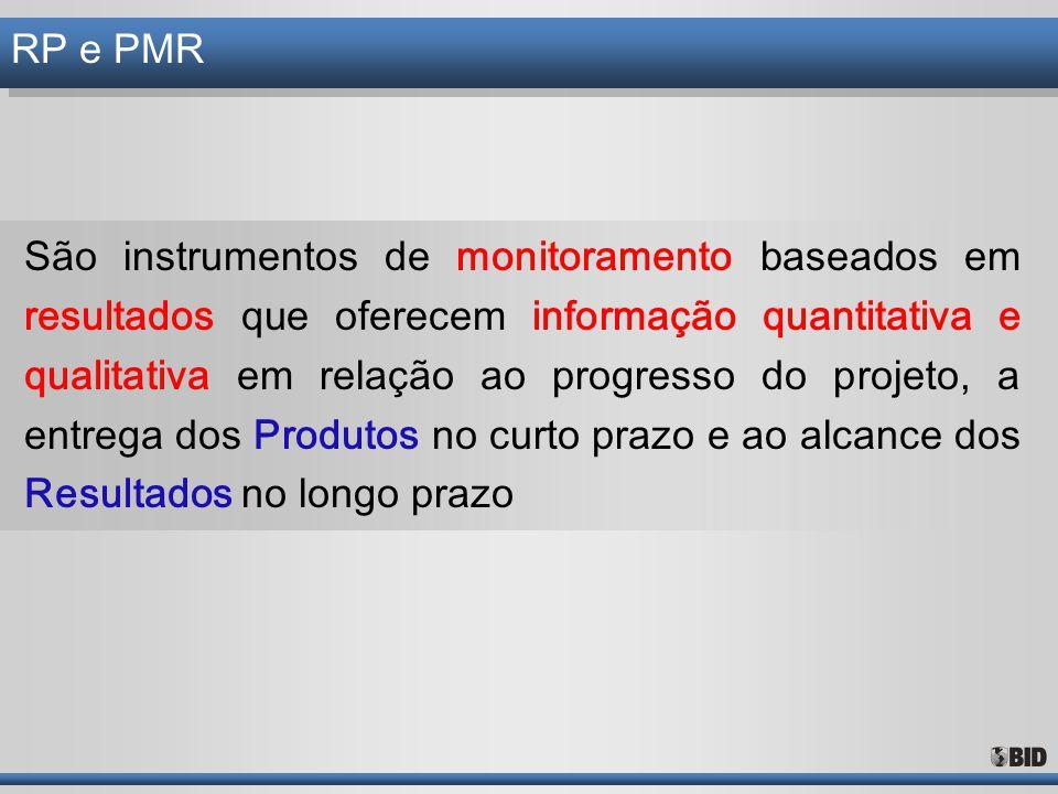 RP e PMR