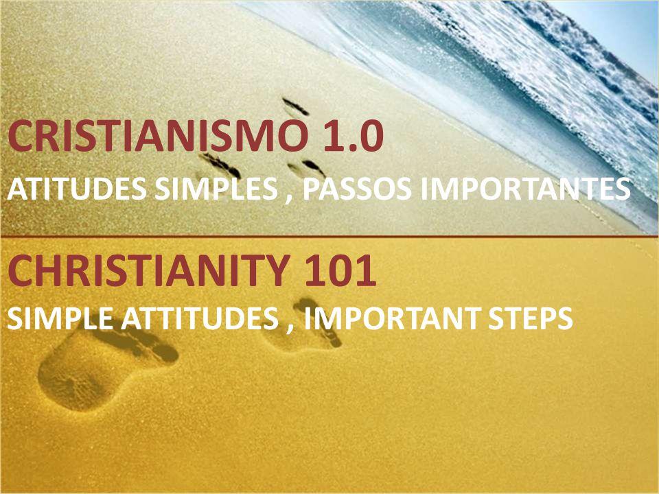 CRISTIANISMO 1.0 CHRISTIANITY 101