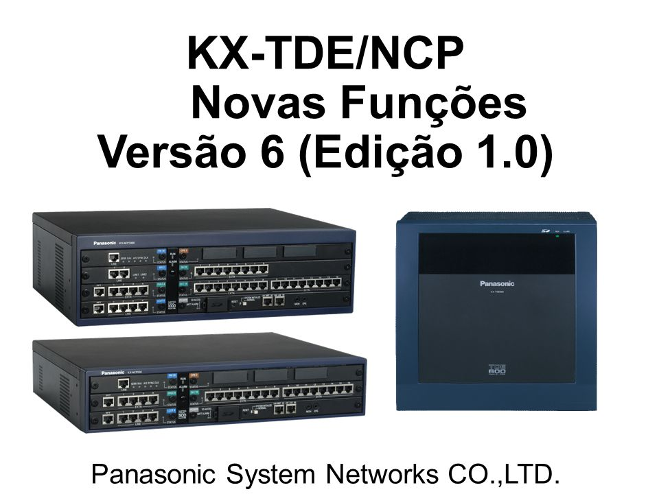 Panasonic System Networks CO.,LTD.