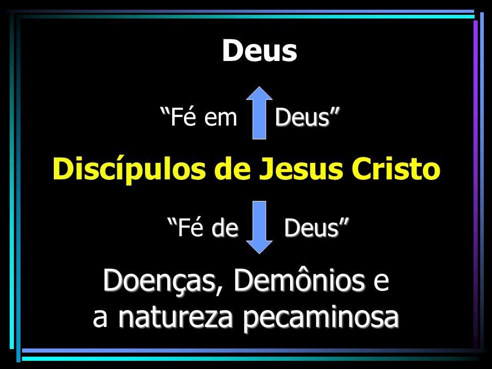 Discípulos de Jesus Cristo