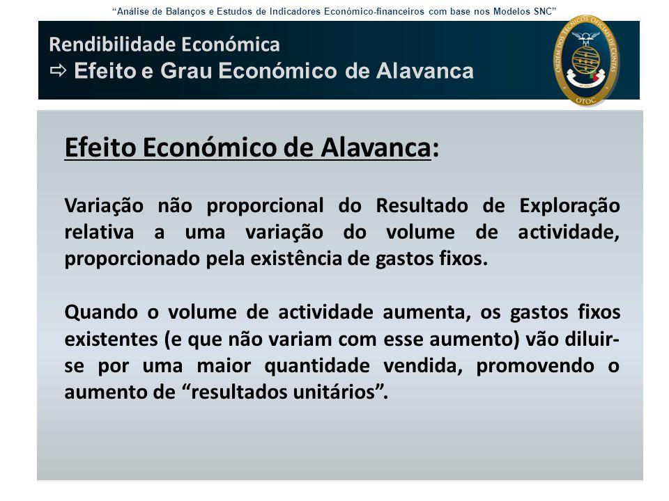 Efeito Económico de Alavanca: