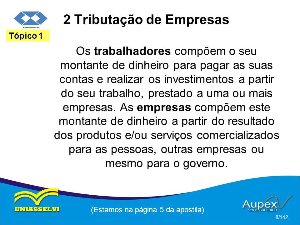 2 Tributação de Empresas