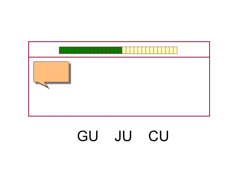 GU JU CU