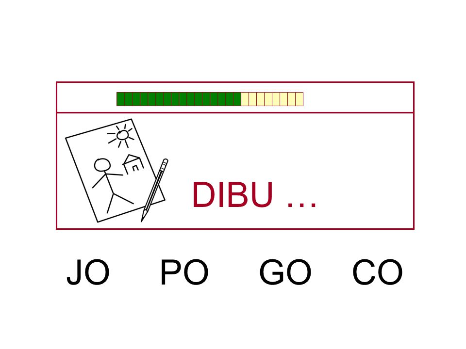 DIBU … JO PO GO CO