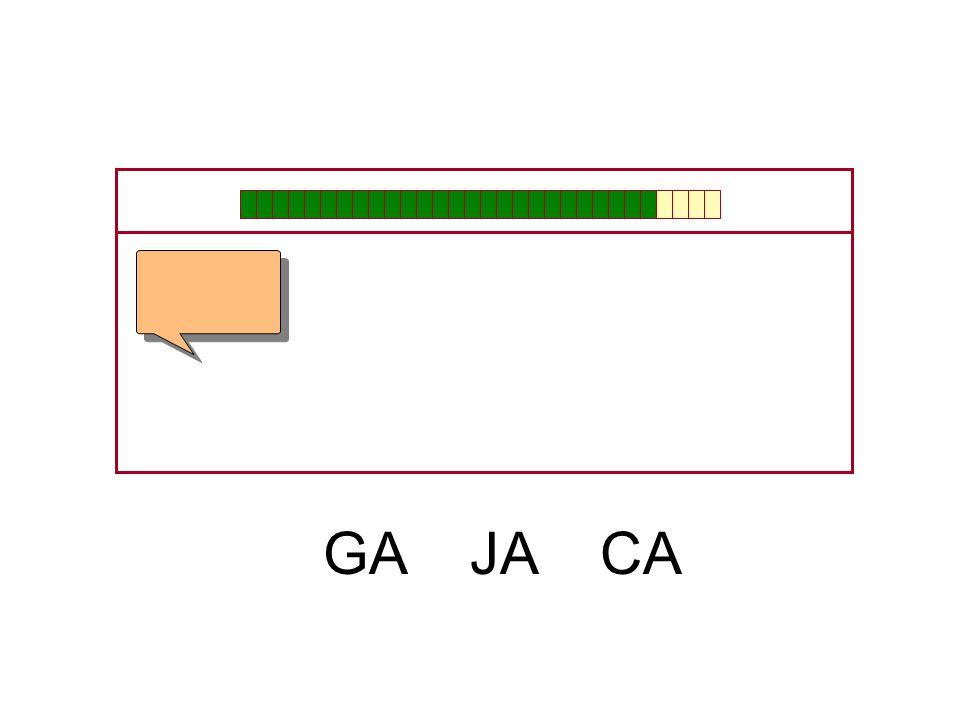 GA JA CA