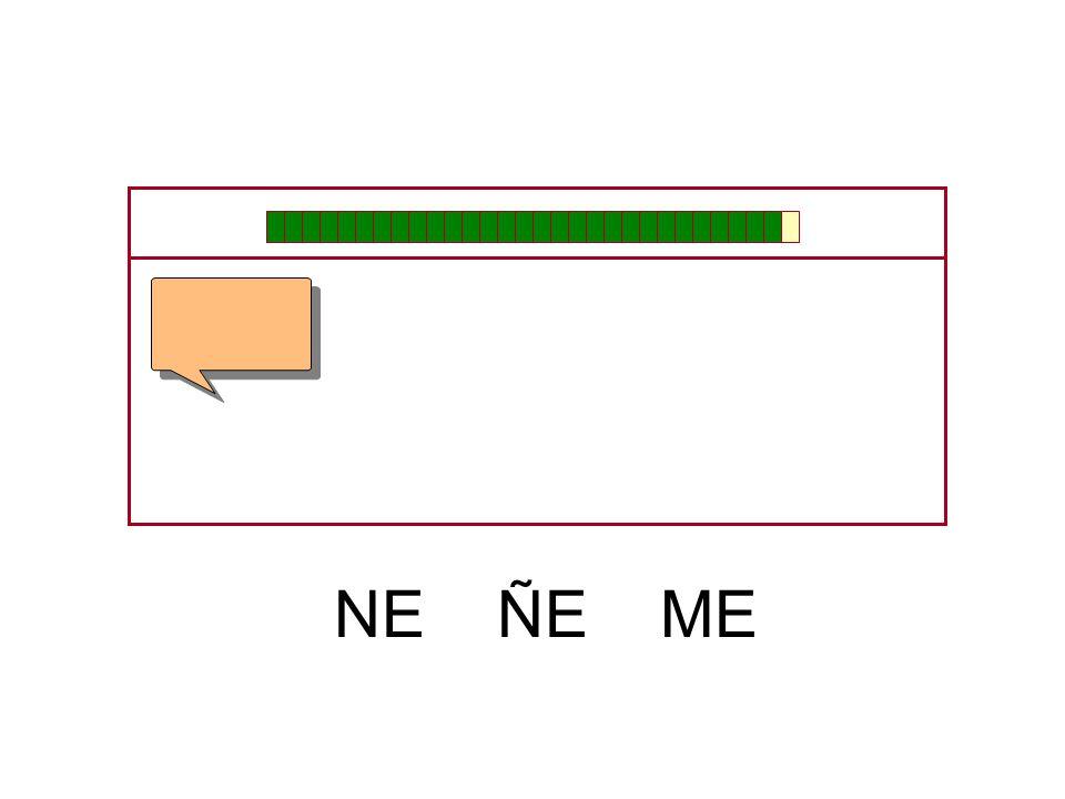 NE ÑE ME