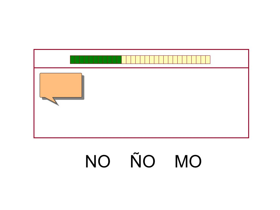 NO ÑO MO