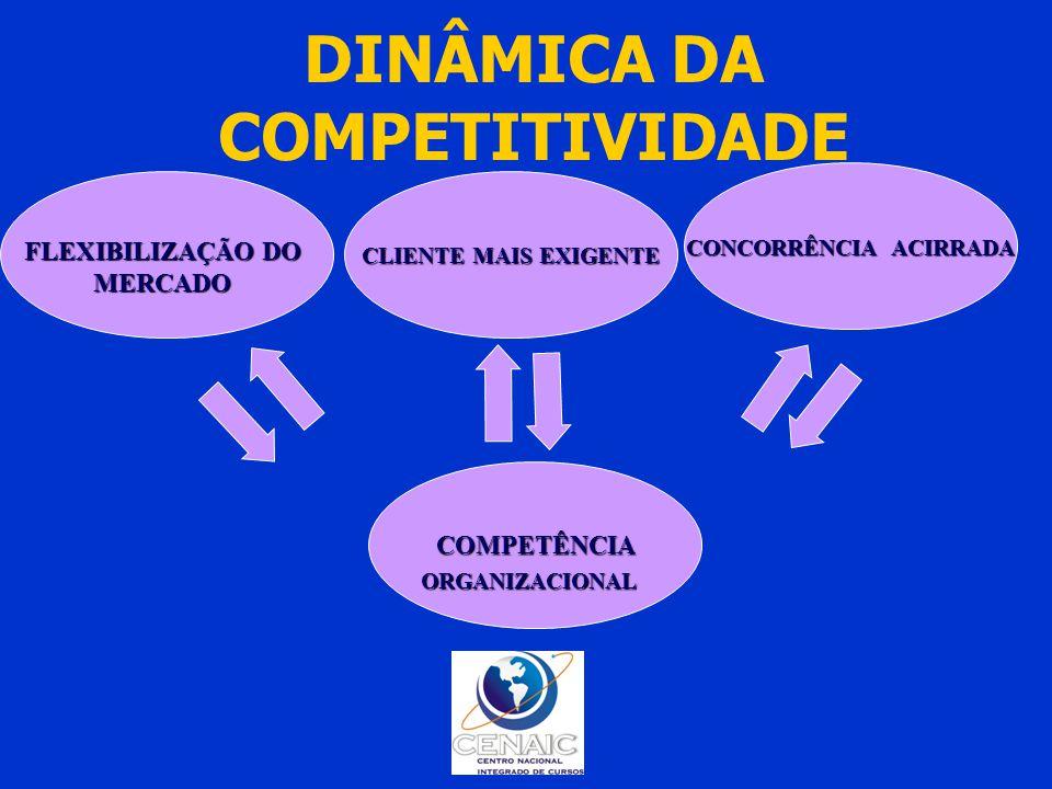 DINÂMICA DA COMPETITIVIDADE
