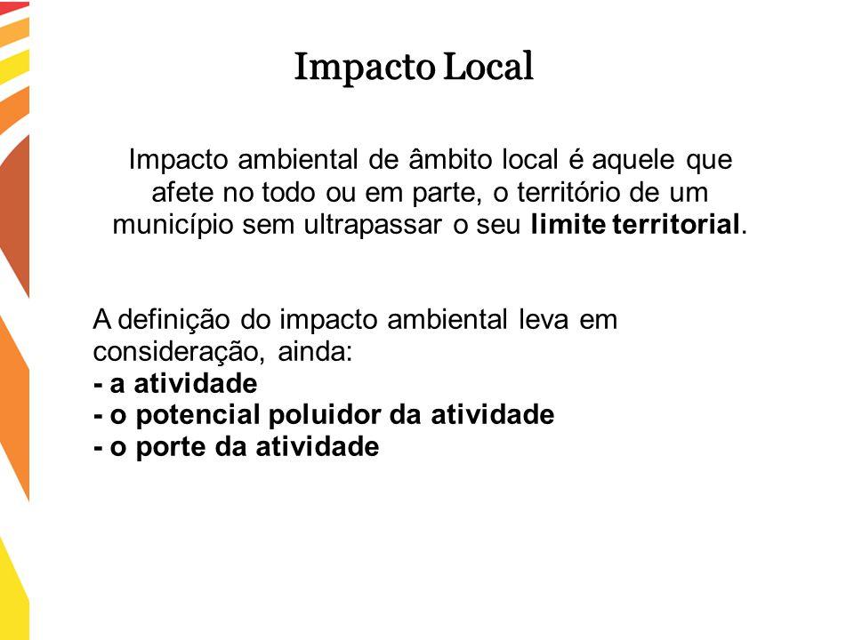 Impacto Local
