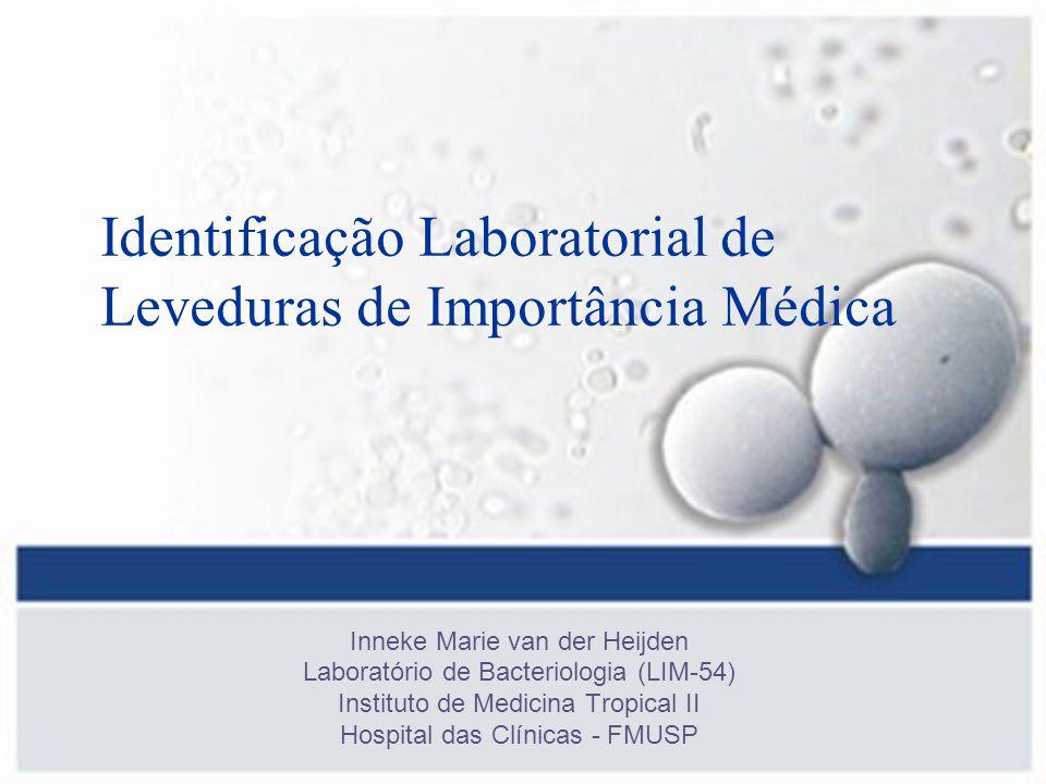 Identificação Laboratorial de Leveduras de Importância Médica