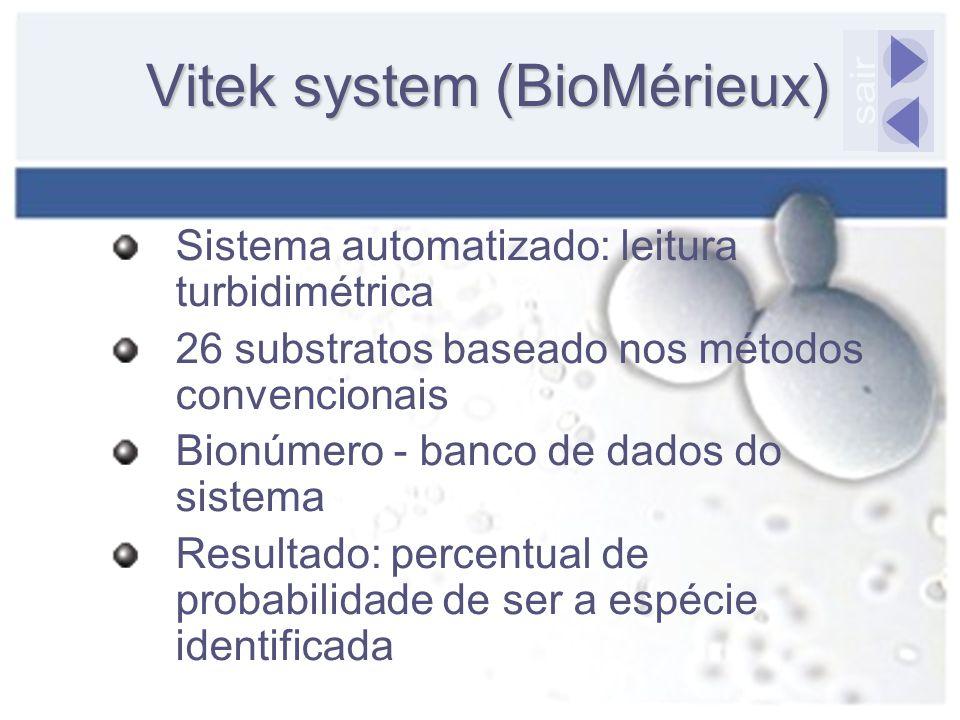 Vitek system (BioMérieux)