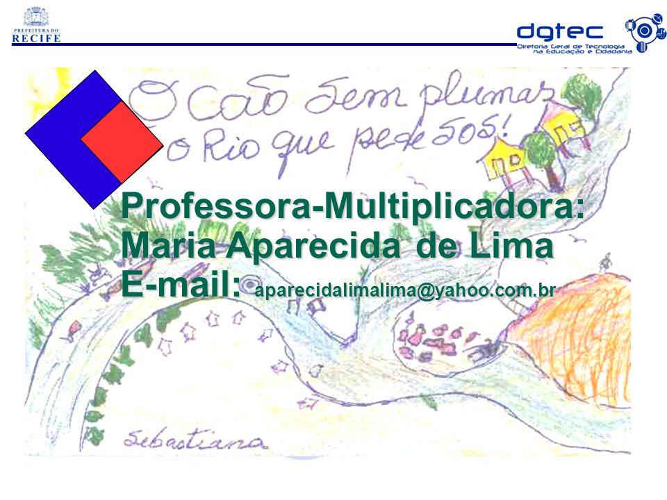 Professora-Multiplicadora: