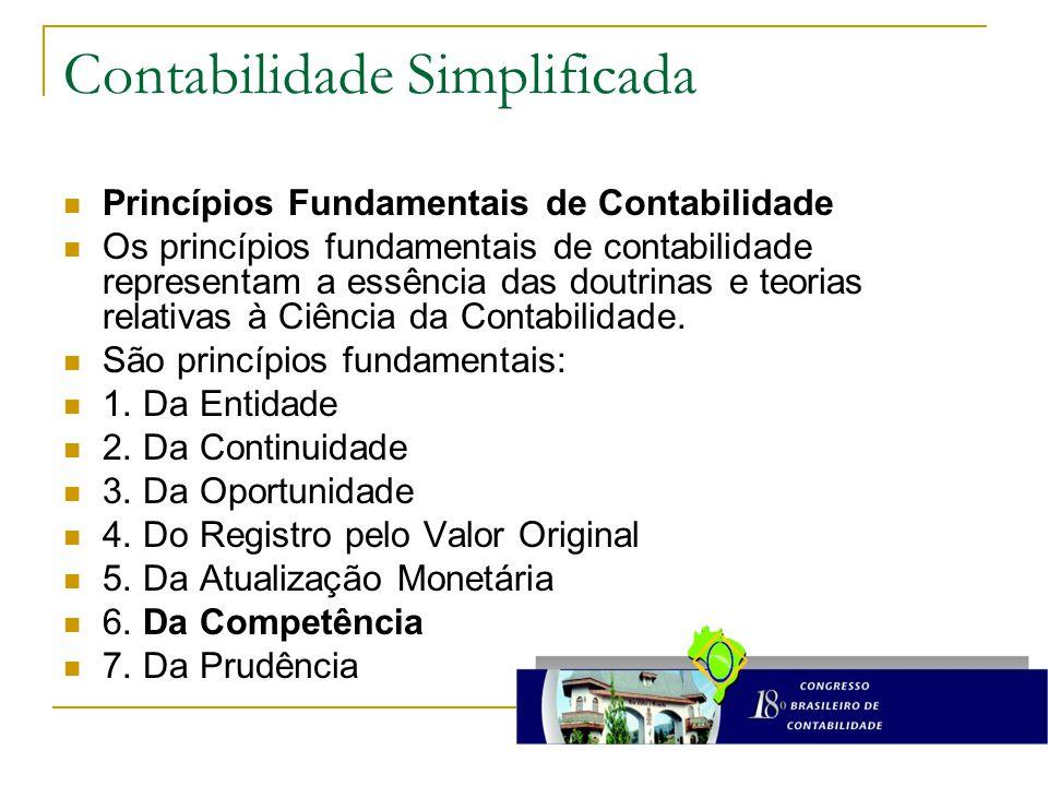 Contabilidade Simplificada