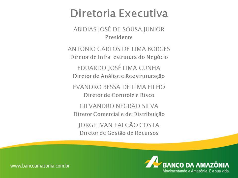 Diretoria Executiva ABIDIAS JOSÉ DE SOUSA JUNIOR