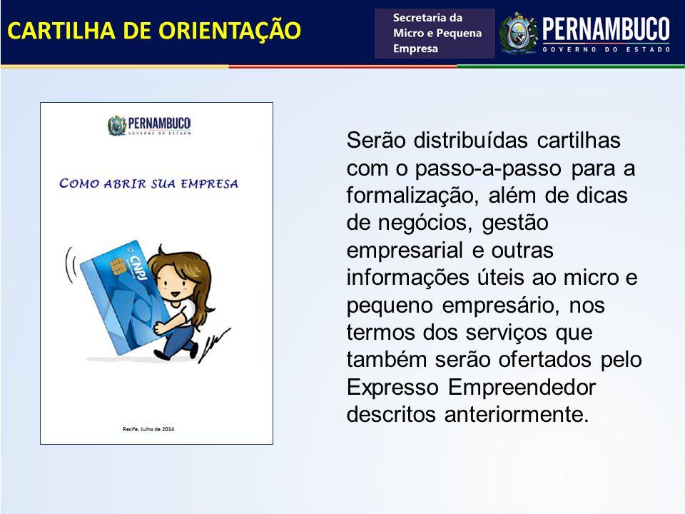 CARTILHA DE ORIENTAÇÃO