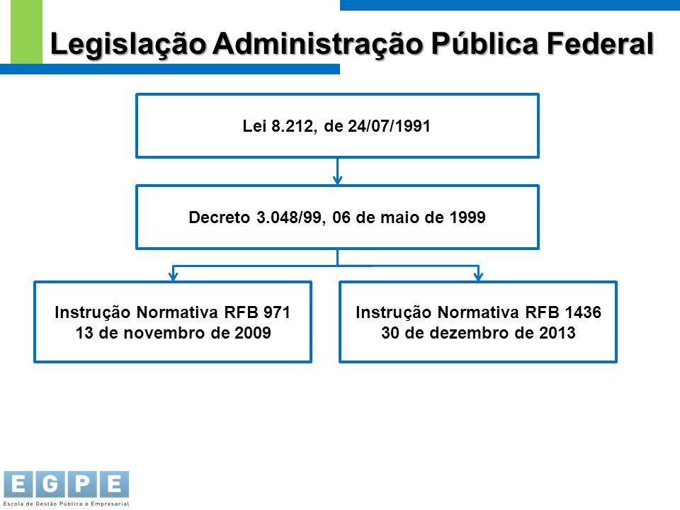Instrução Normativa RFB 971 Instrução Normativa RFB 1436