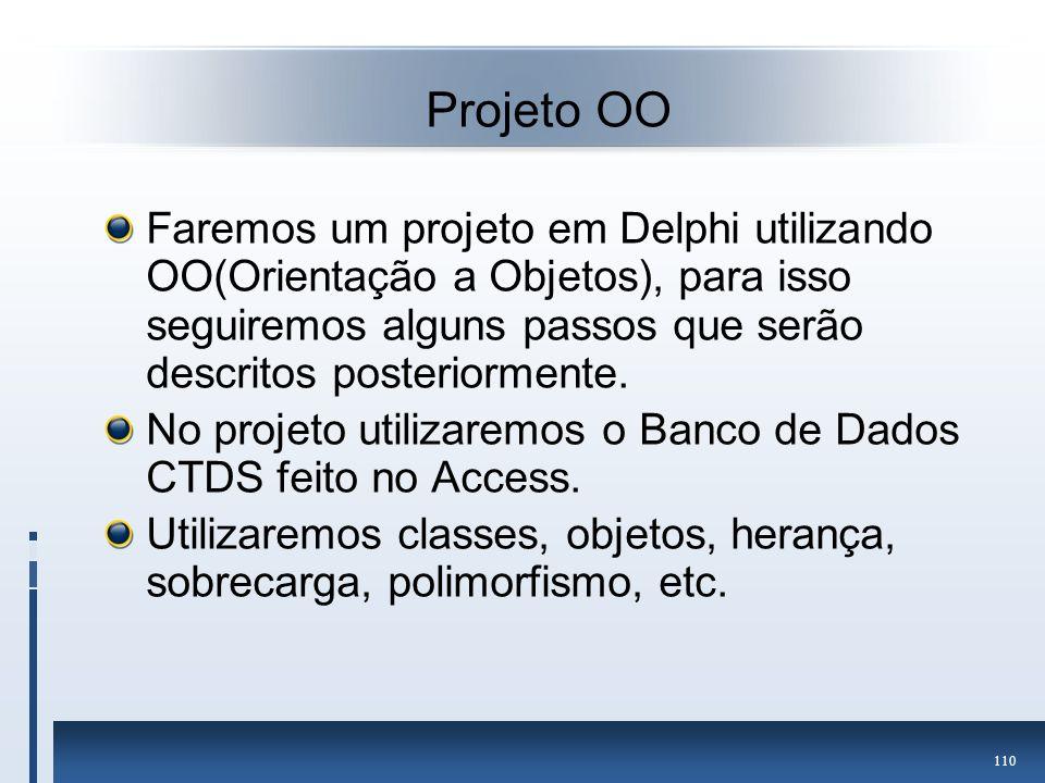 Projeto OO