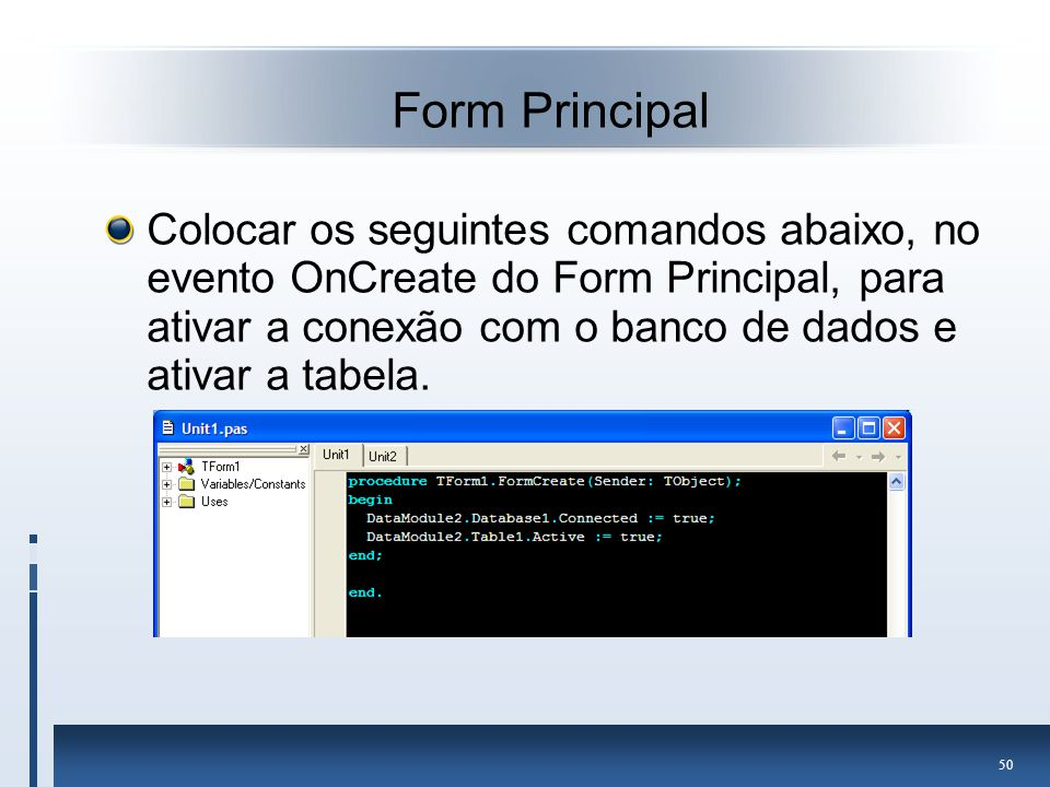 Form Principal