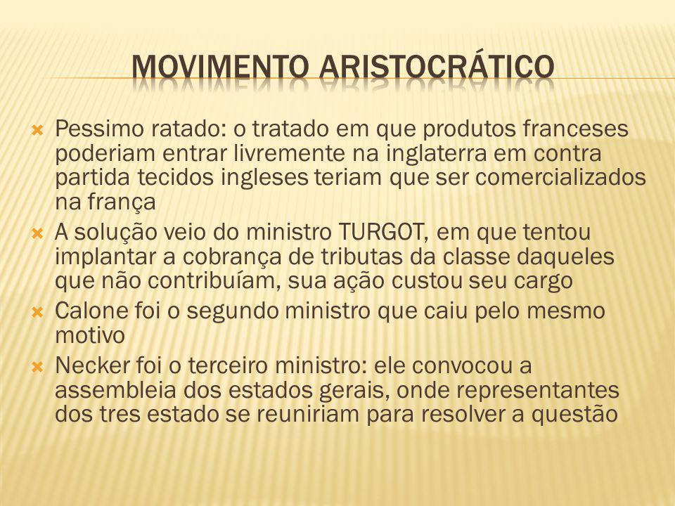 Movimento aristocrático