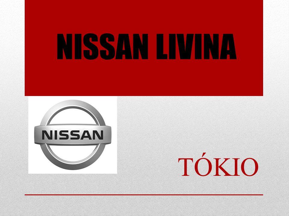 NISSAN LIVINA TÓKIO