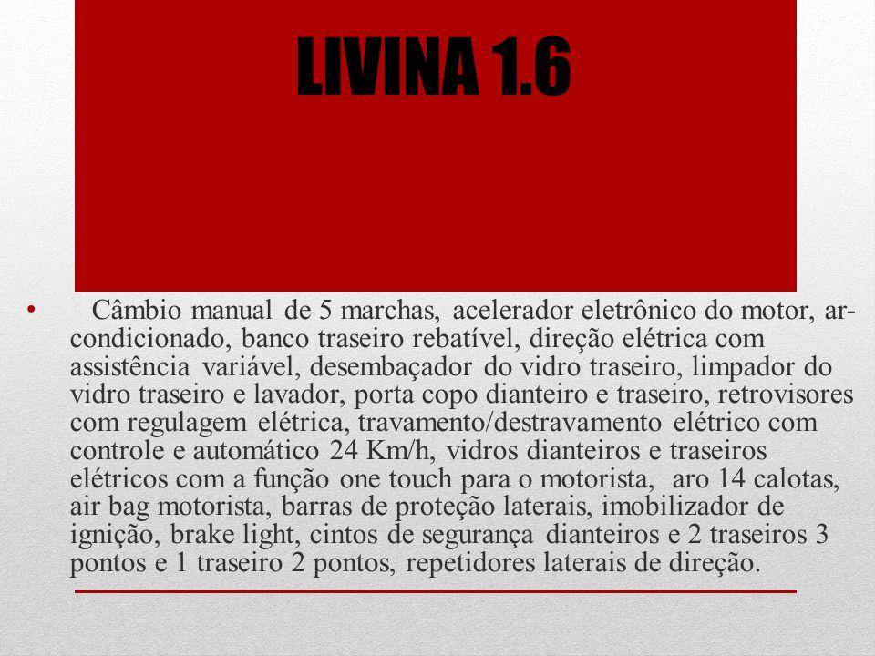 LIVINA 1.6