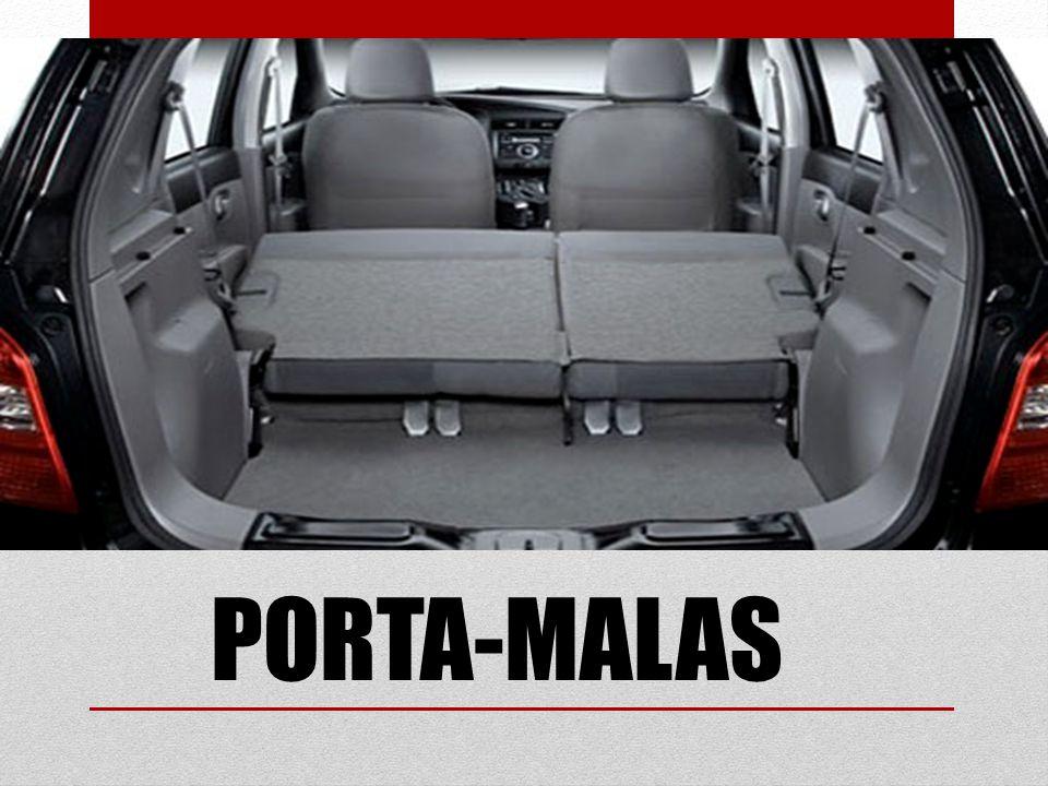 BANCOS REBATIDOS PORTA-MALAS