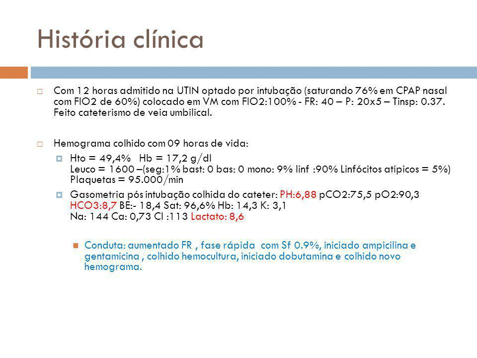 História clínica