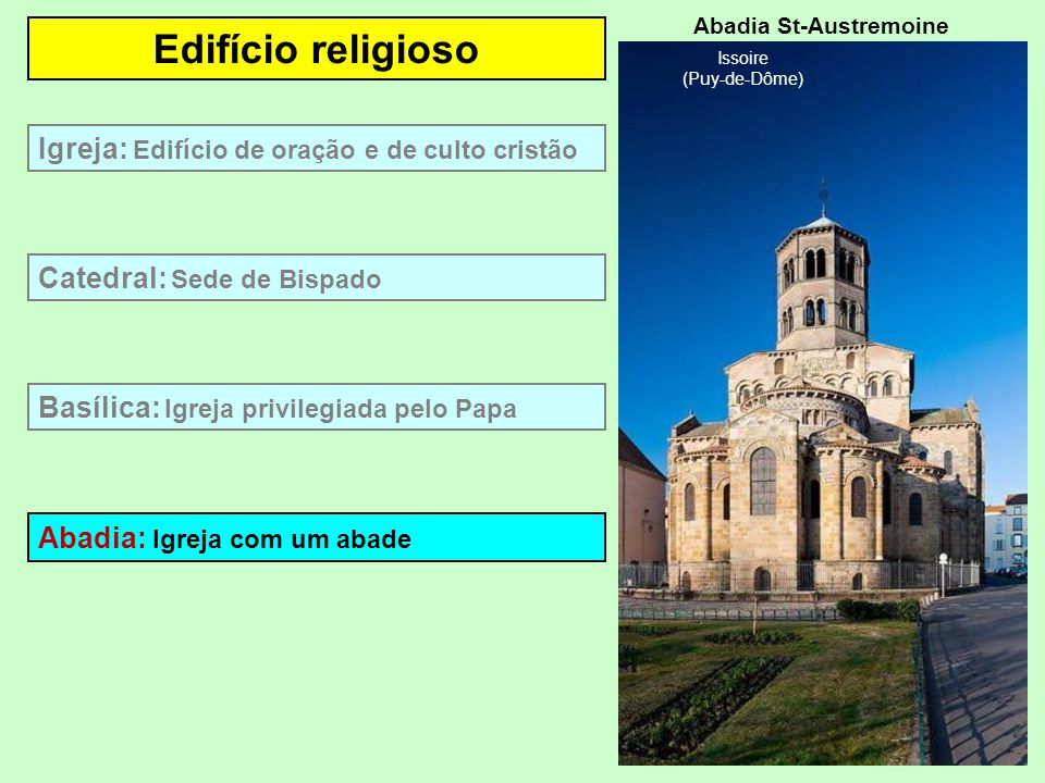 Abadia St-Austremoine