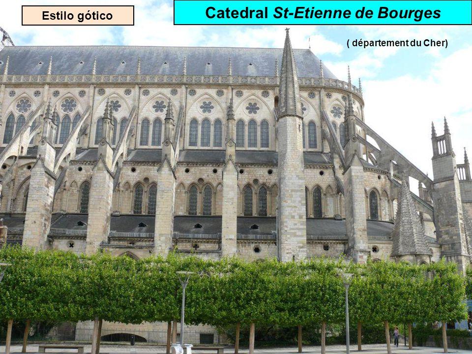 Catedral St-Etienne de Bourges