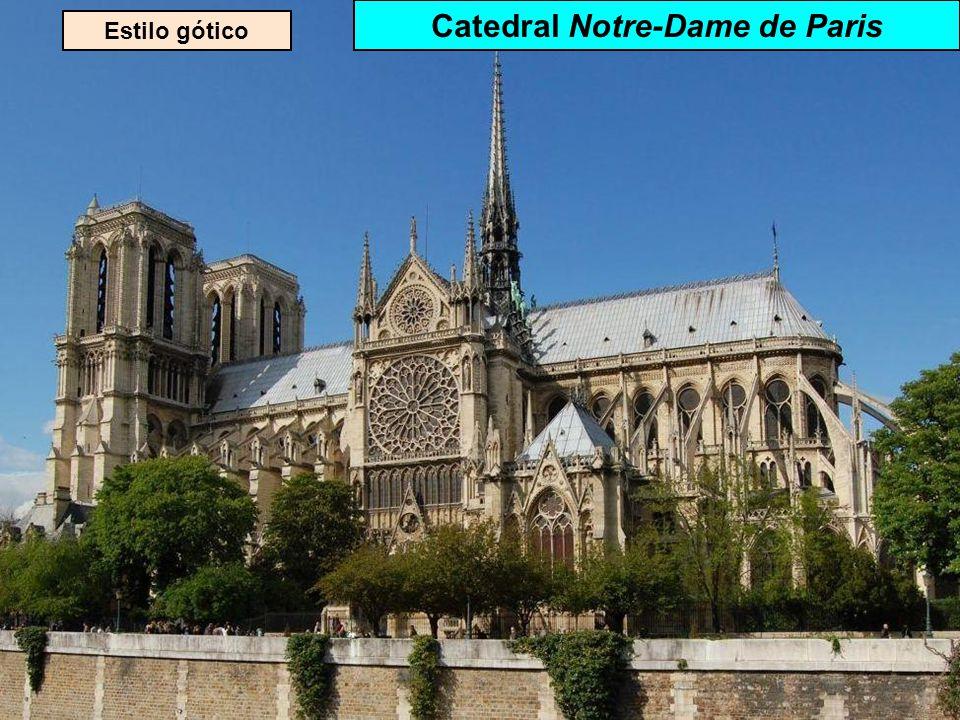 Catedral Notre-Dame de Paris