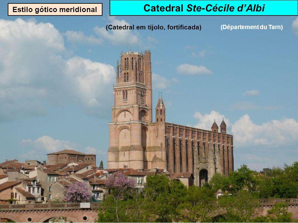 Catedral Ste-Cécile d'Albi