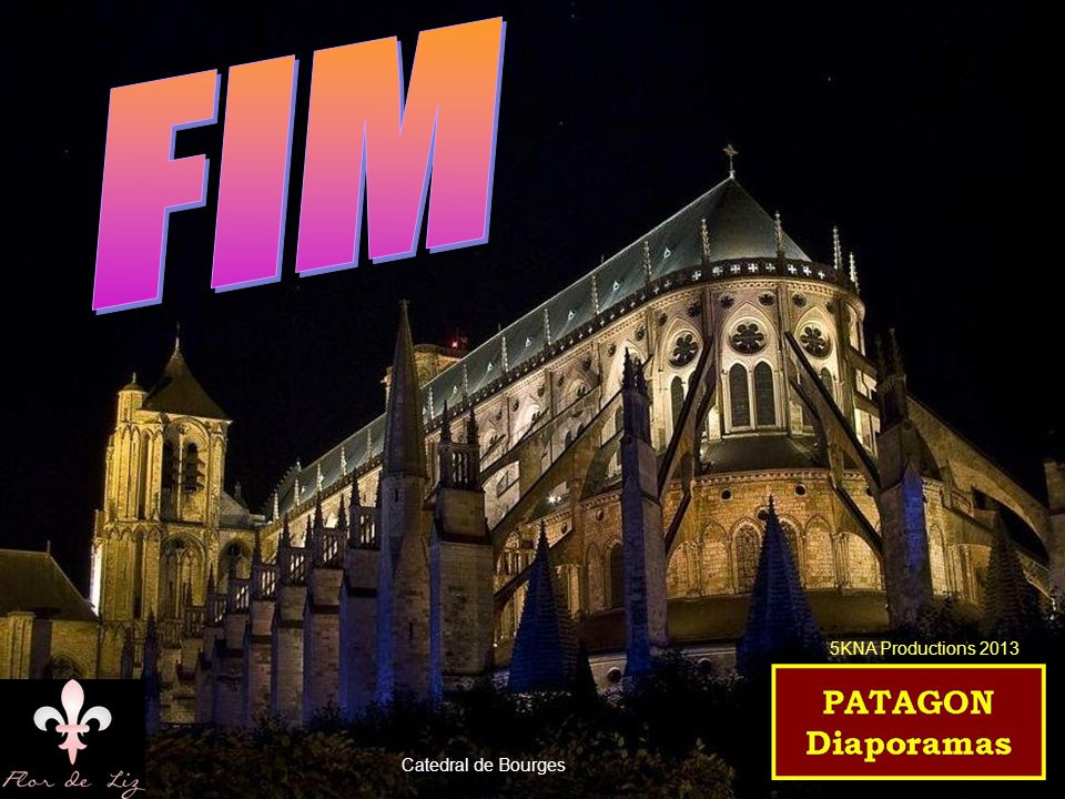 FIM 5KNA Productions 2013 Catedral de Bourges