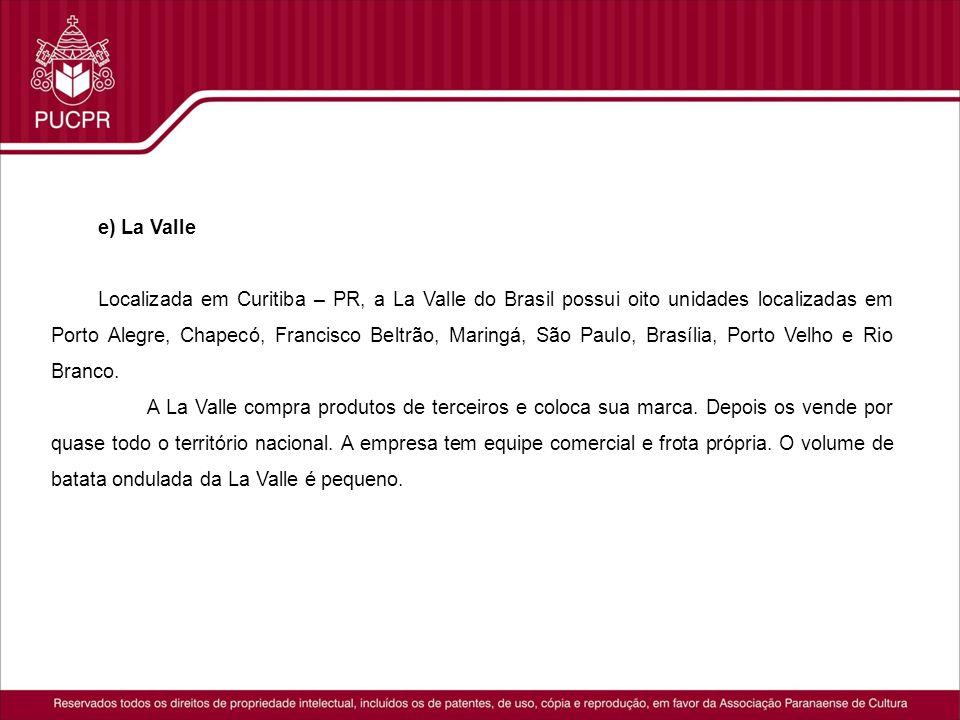 e) La Valle