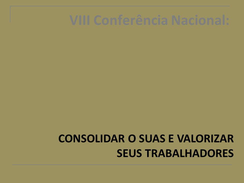 VIII Conferência Nacional: